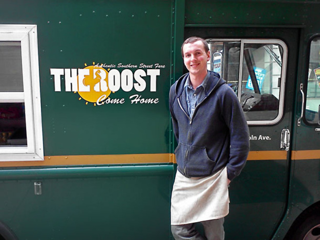 We Chat With: Joe Scroggs from The Roost, Chicago's New Fried Chicken Food Truck(Serious Eats) -