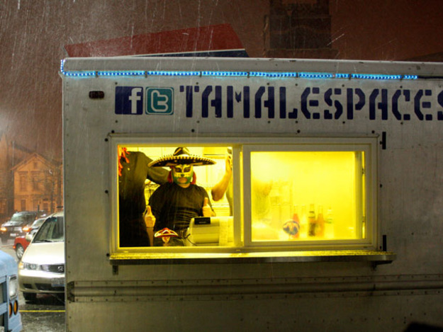 We Chat With: Pepe Balanzar of The Tamale Spaceship(Serious Eats) -