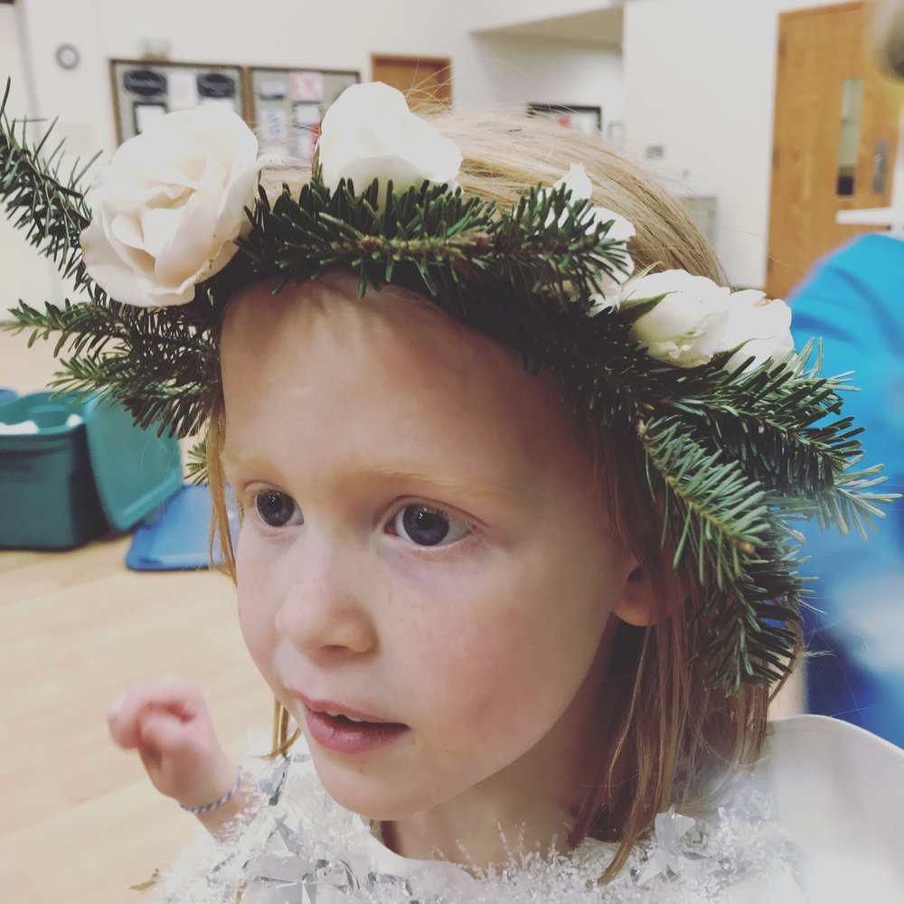 flower crowns in black mountain and the asheville area of north carolina