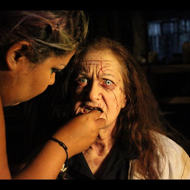 #actor #actress #actorslife #film #movie #video #hauntedhouse #monsterforlife #the17thdoor #17thdoorhauntedattraction #zombie #haunt #twd #hauntersthemovie #haunter #halloween #horror #horrorfilm #monster #scareactor #scary #spooky #specialeffectsmakeup #horrormakeup #horrormovies