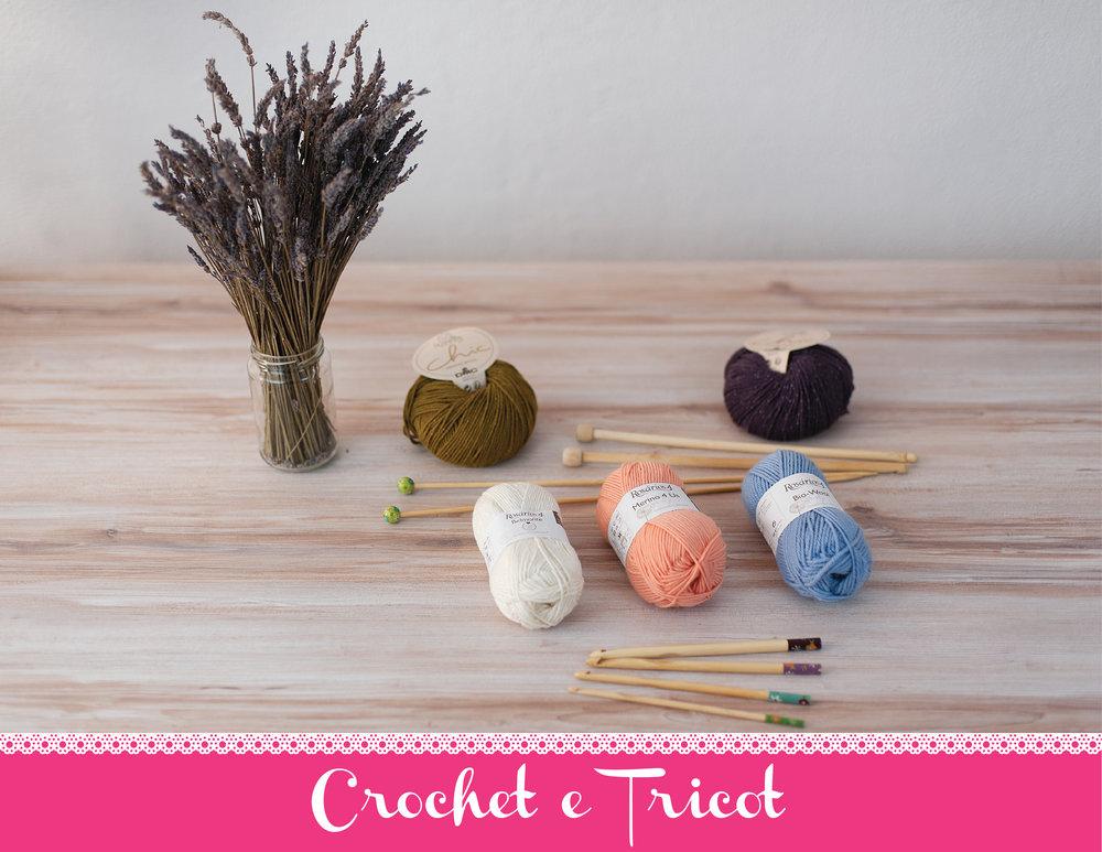 Crochet & Tricot
