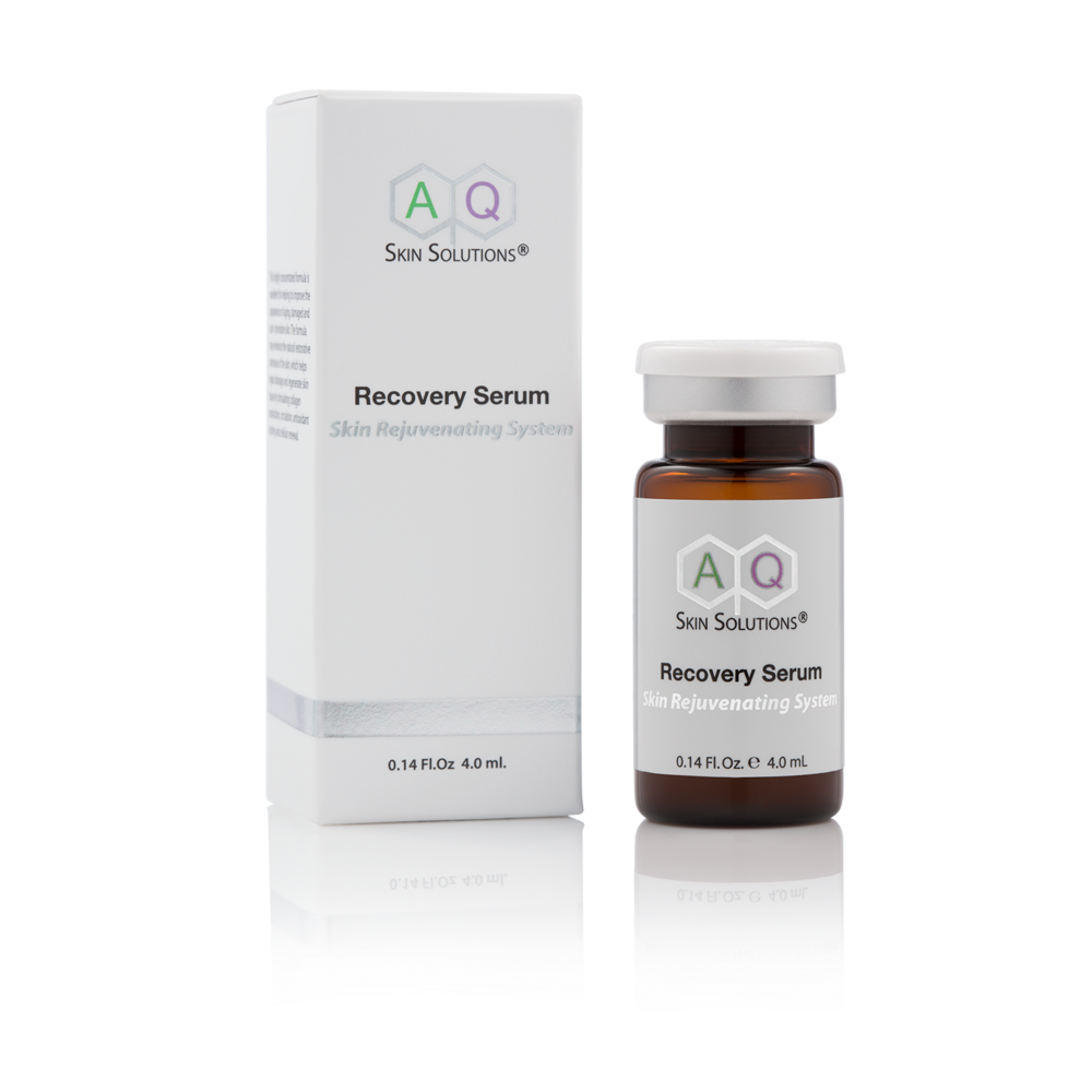 AQ Recovery Serum – Pharmaceutical Grade Serum — AQ Skin
