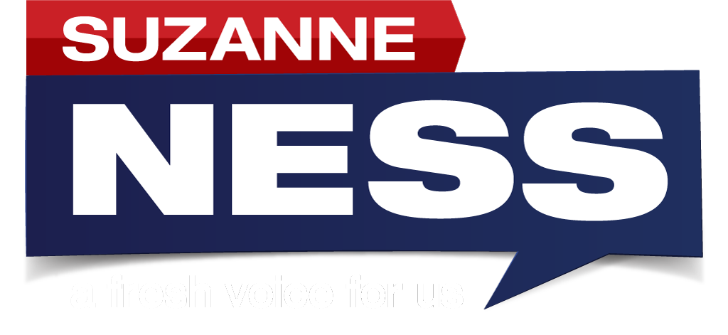 Suzanne Ness For County Board