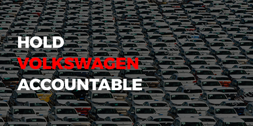 VW NEWS — Hold Volkswagen Accountable