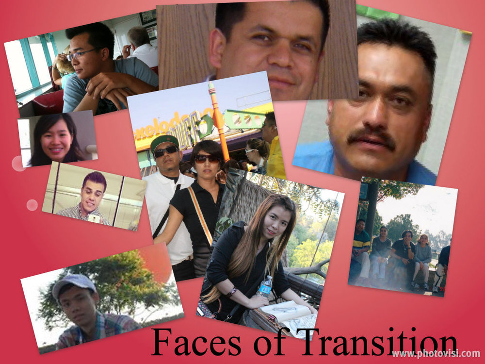 Faces of Transition Project