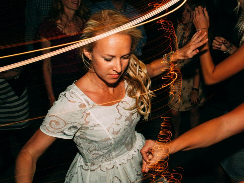 Me on the dance floor aka the only time I have zero woe.