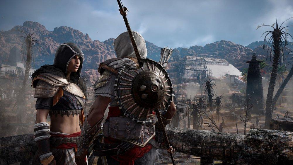 Assassin's Creed Origins Hidden Ones DLC