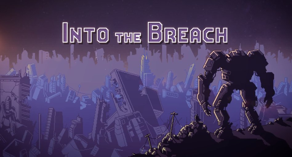 Into the Breach Menu