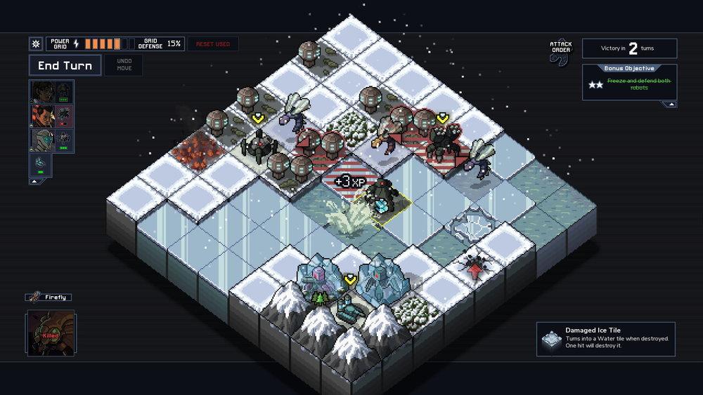 Into the Breach Ice Island