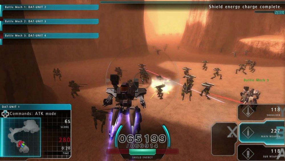 Assault Gunners Battle