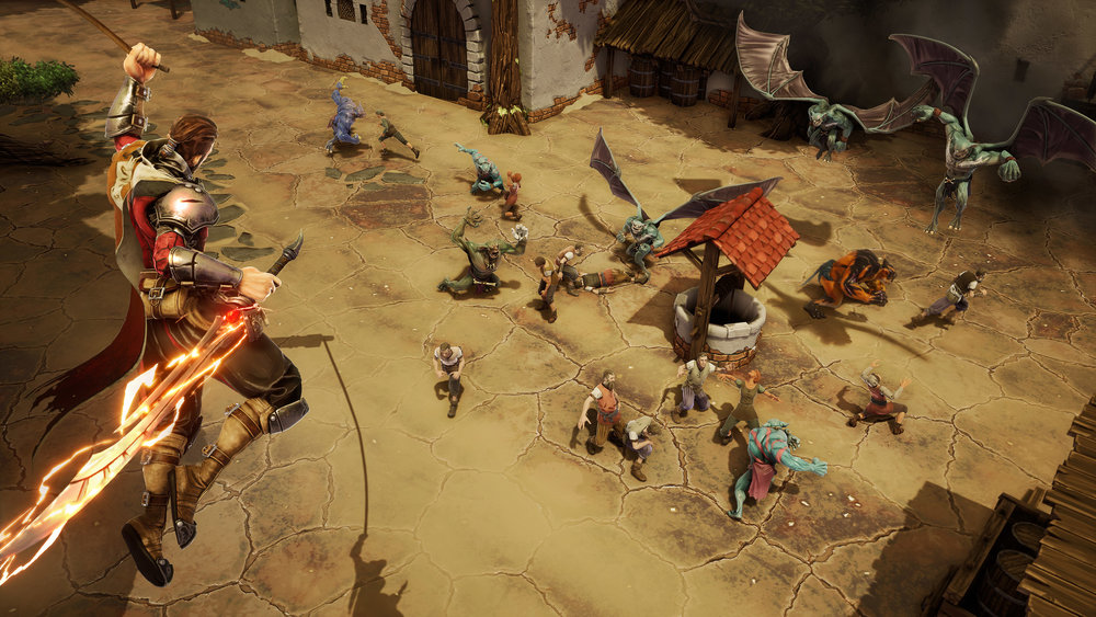 Extinction Screenshot