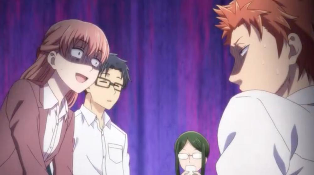 Wotakoi: Love is Hard for Otaku Episode 5