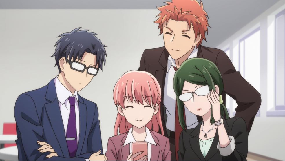 Wotakoi: Love is Hard for Otaku Episode 4