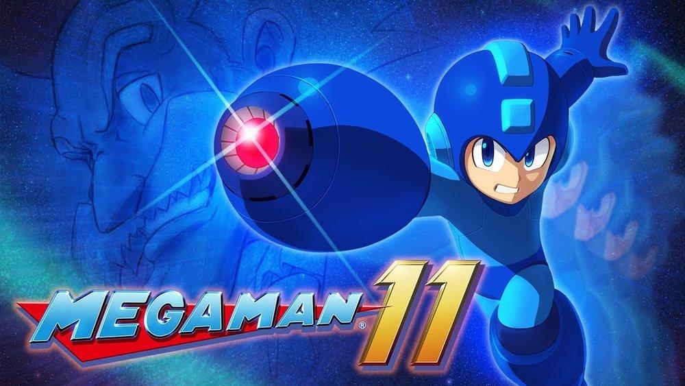 Mega Man 11 Release Date
