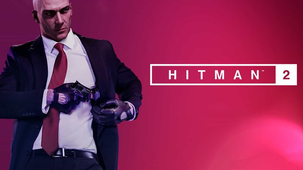 Hitman 2 Cover Image