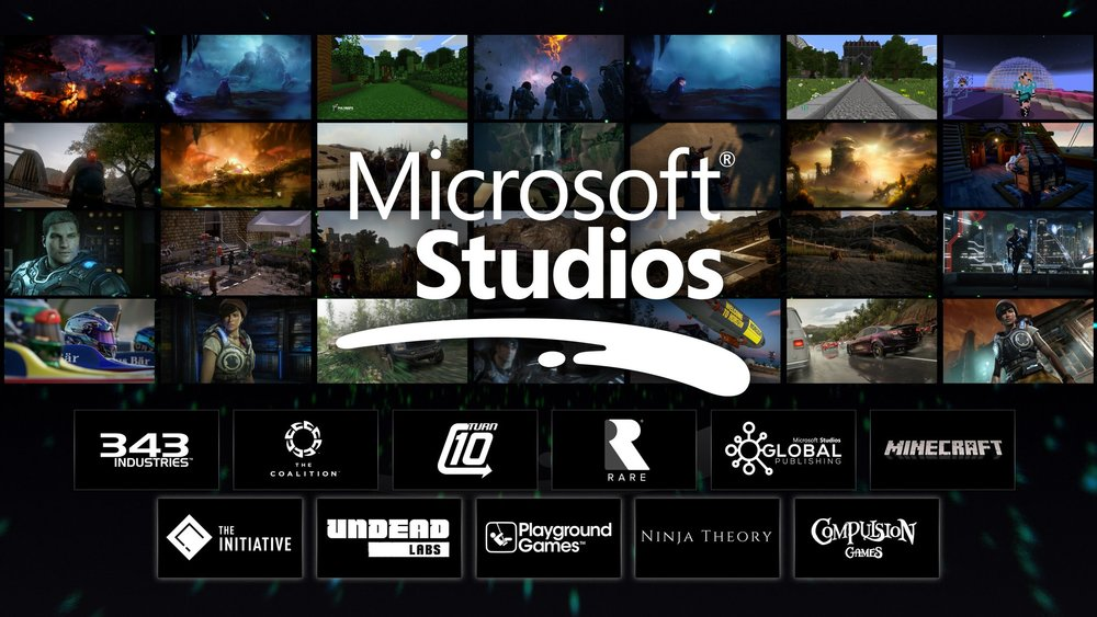 Microsoft New Studios