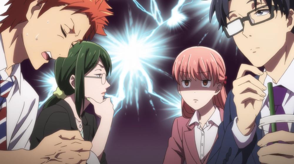 Wotakoi Love is Hard for Otaku Episode 11