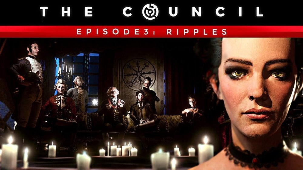 The Council Episode 3 Ripples