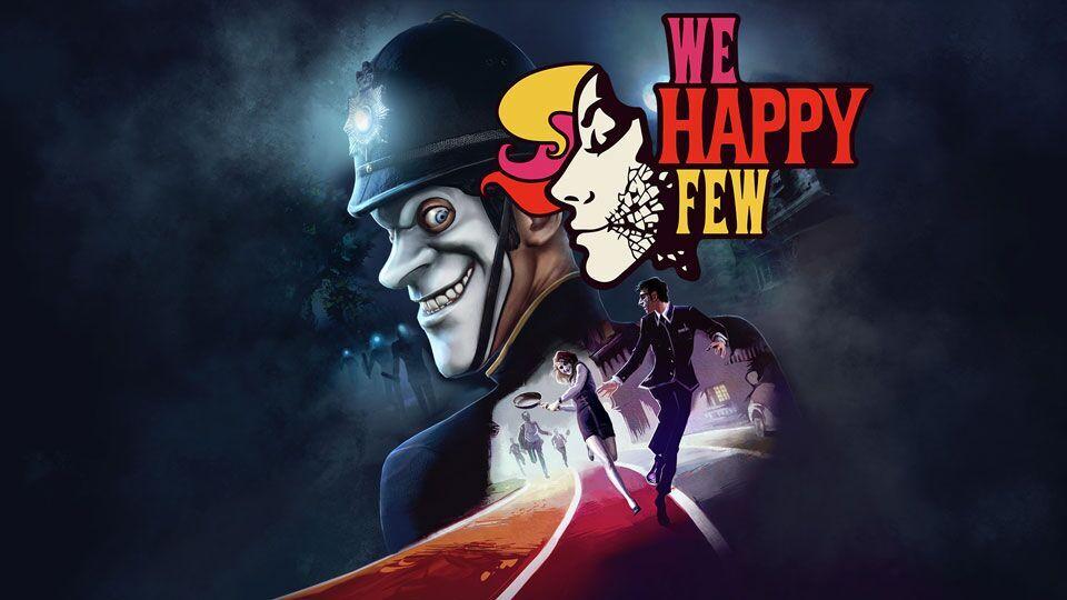 We Happy Few Cover Photo
