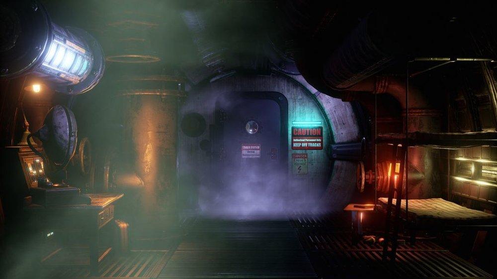 We Happy Few Underground Bunker