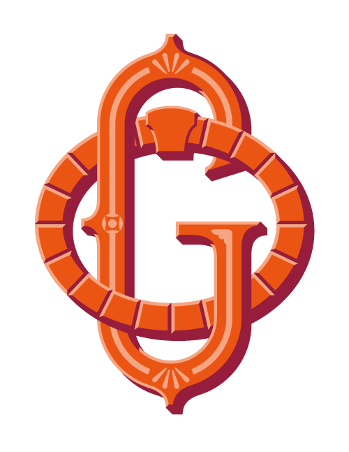 Old Goucher monogram