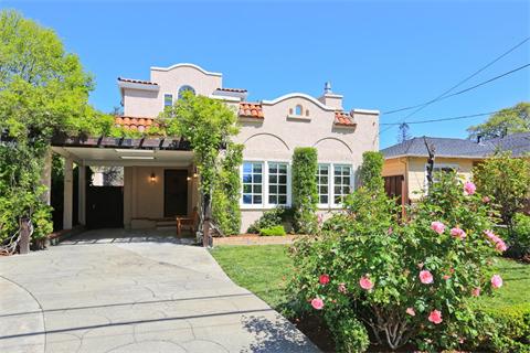 1637 Cedar Street San Carlos, CA | $2,275,000