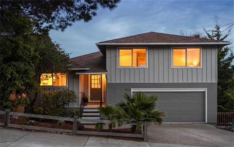 1513 Ridge Road Belmont, CA | $1,960,000