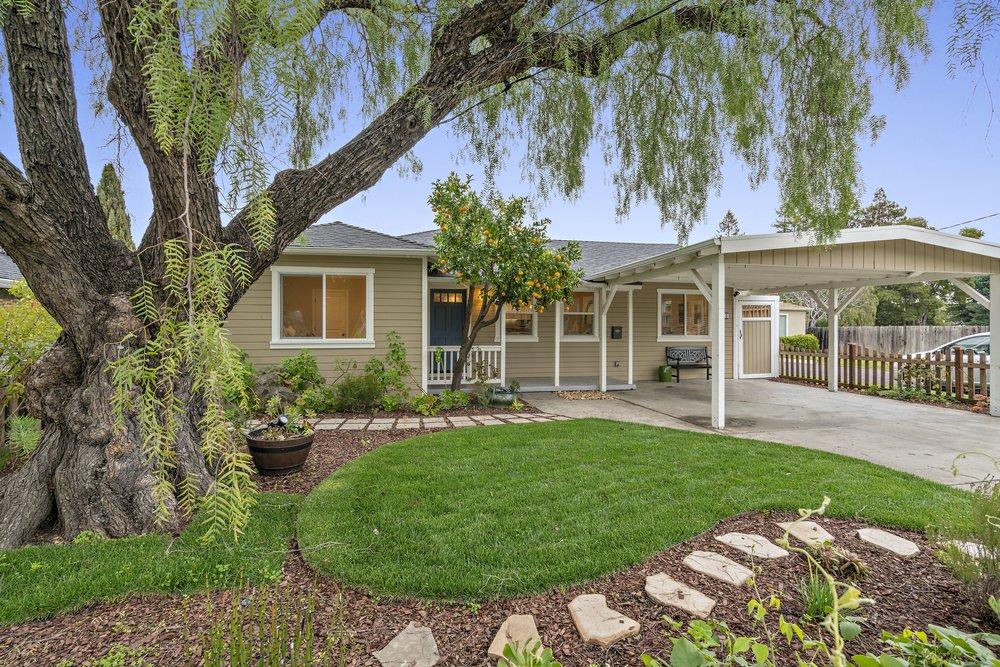 731 Myrtle St, Redwood City, CA   $1,700,000