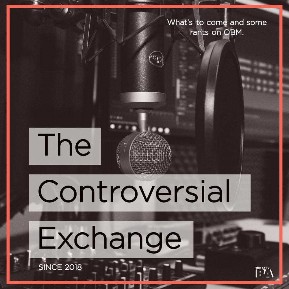 BONUS - Episode Highlights & Mini-Rants | The Controversial Exchange