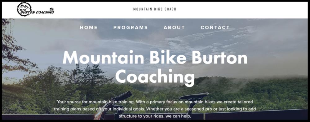 Mountain Bike Coach