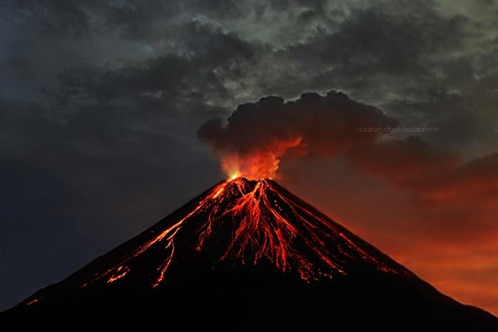 Ver volcanes
