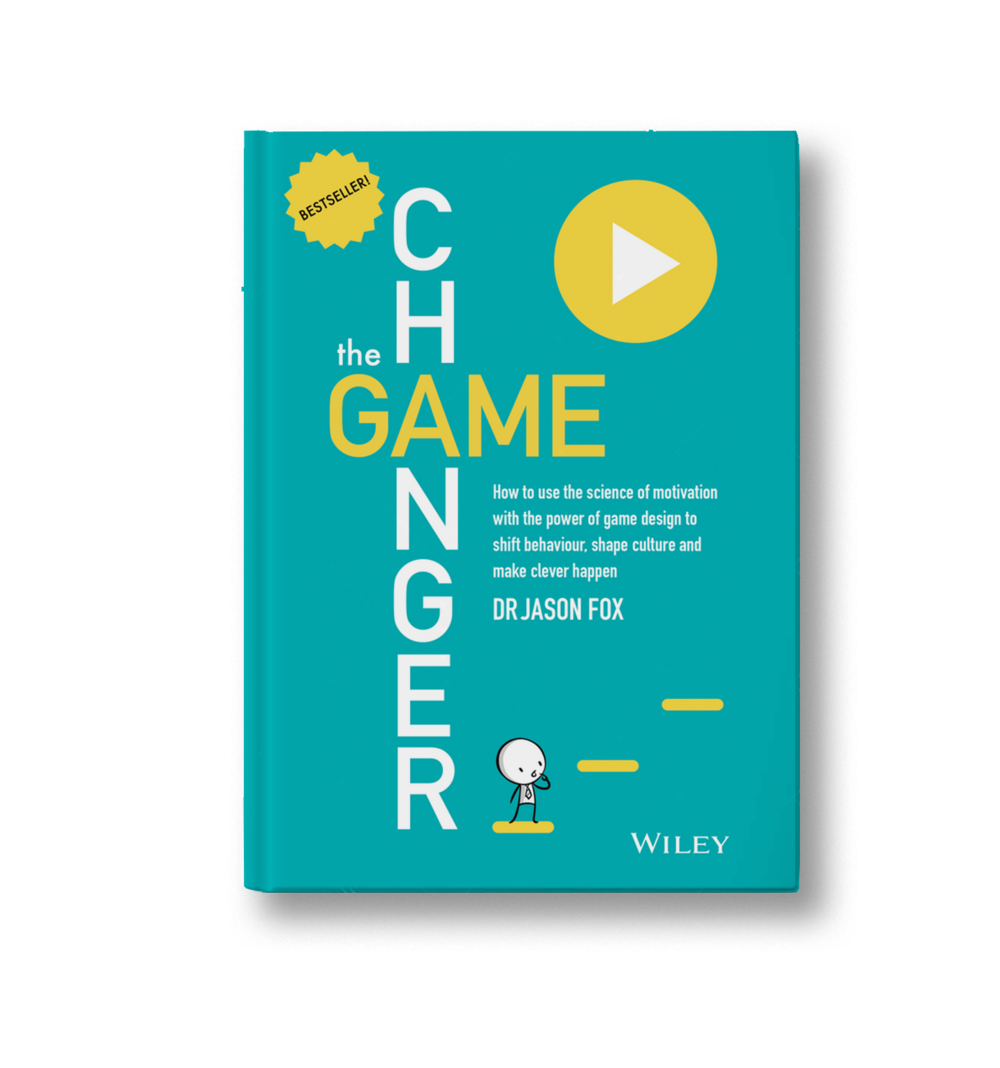 The Game Changer by Dr Jason Fox