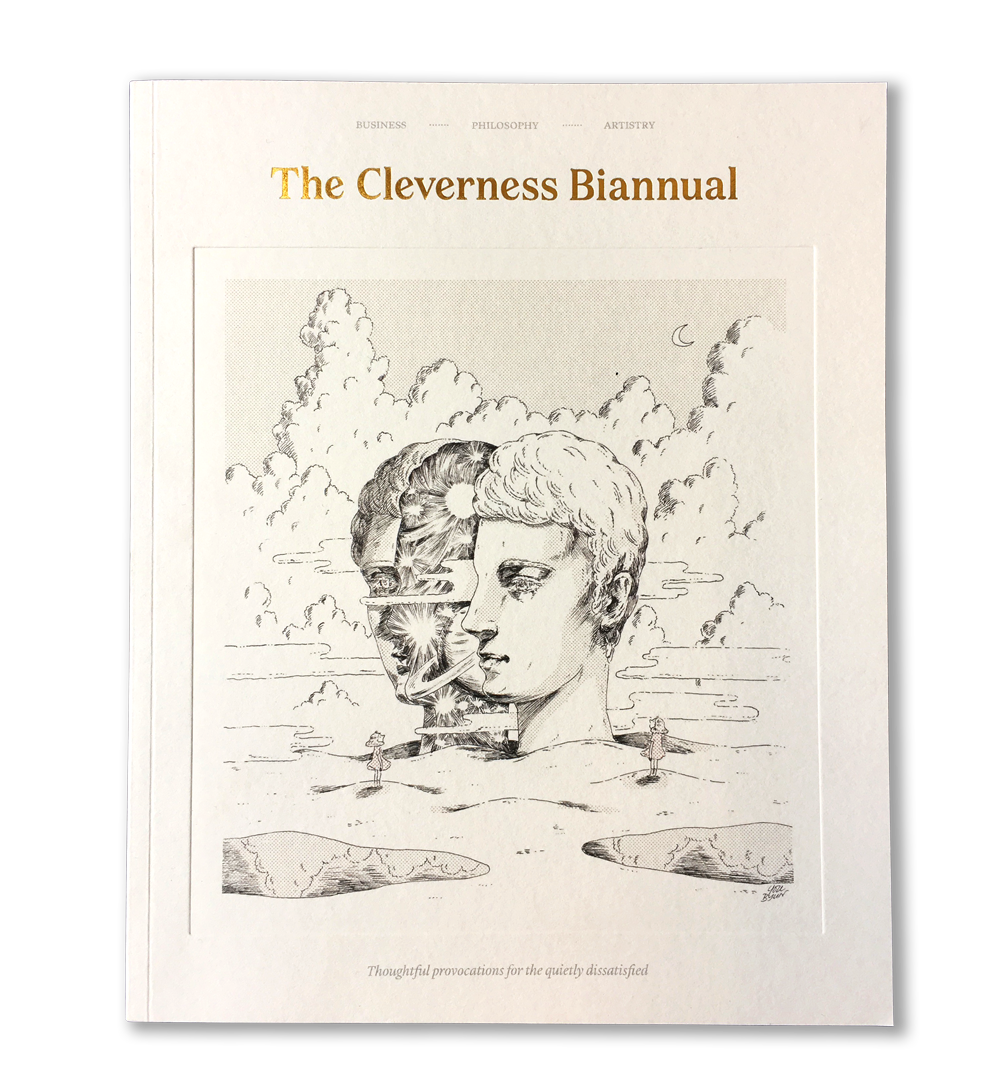 The Cleverness Biannual by Dr Kim Lam & Dr Jason Fox