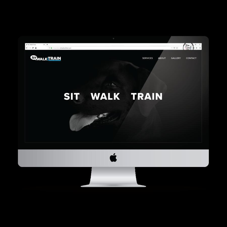 Sit, Walk & Train