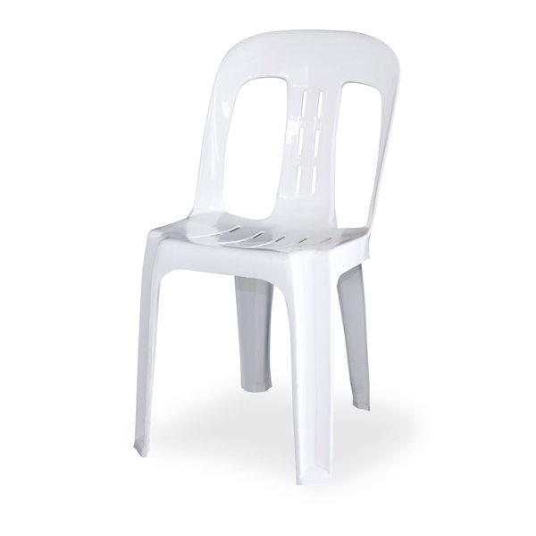White Bistro Chair