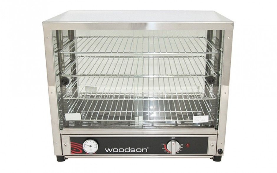 Pie Warmer 4 shelf