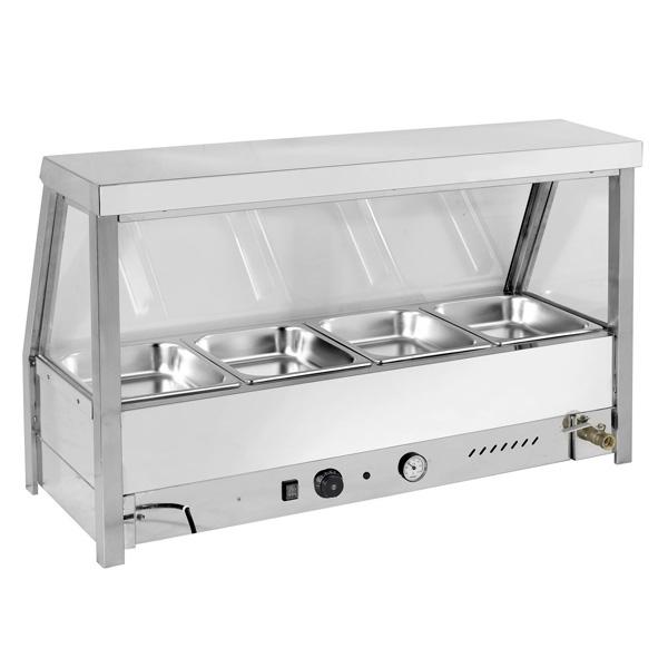 4 Dish Food Warmer