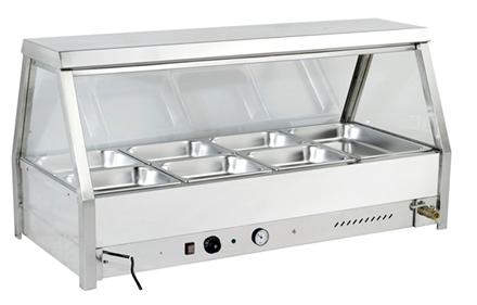8 Dish Food Warmer