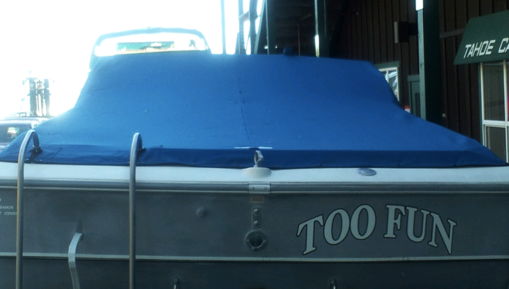Boat Covers and Repairs -