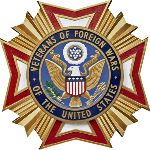 Veterans of Foreign Wars – Simply put, the VFW strives to do good things for deserving people; particularly veterans, their families, and their communities.  - http://www.vfw.org
