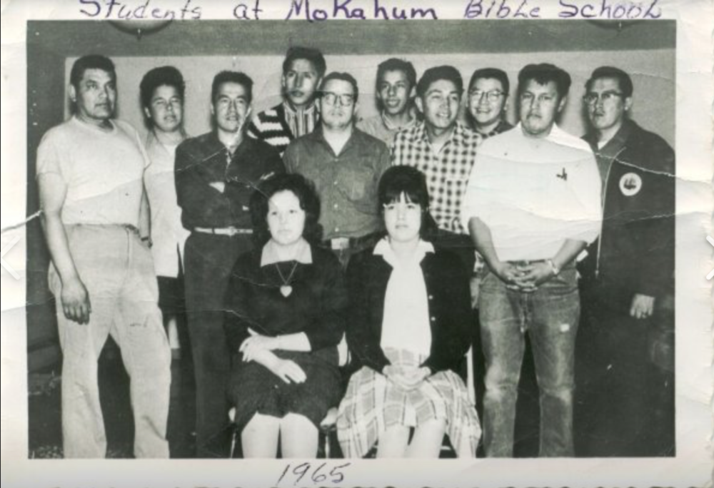 Mokahum Students late 1960's.png