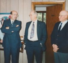 Oct 94, Rod Erickson, Pastor Hans Vik, Ole Berge.jpg