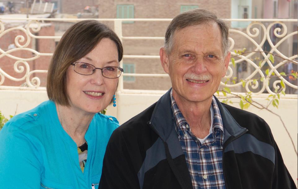 Dr. Dave and Becki Thompson -