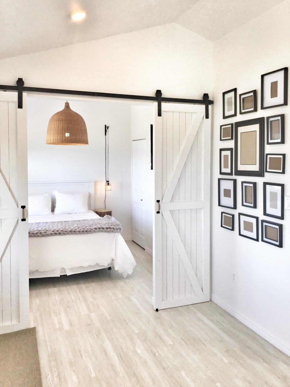 Bedroom design for Mick's Shed