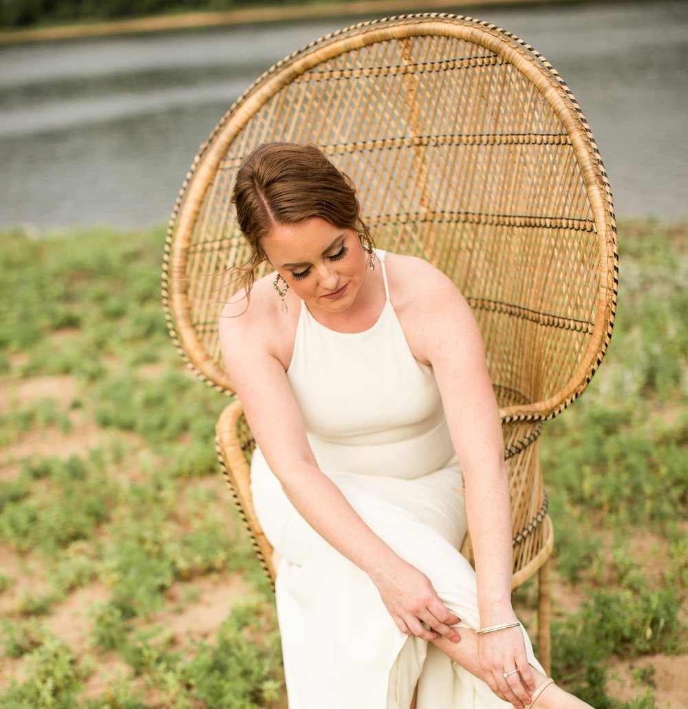 Eclectic Boho Stye Wedding