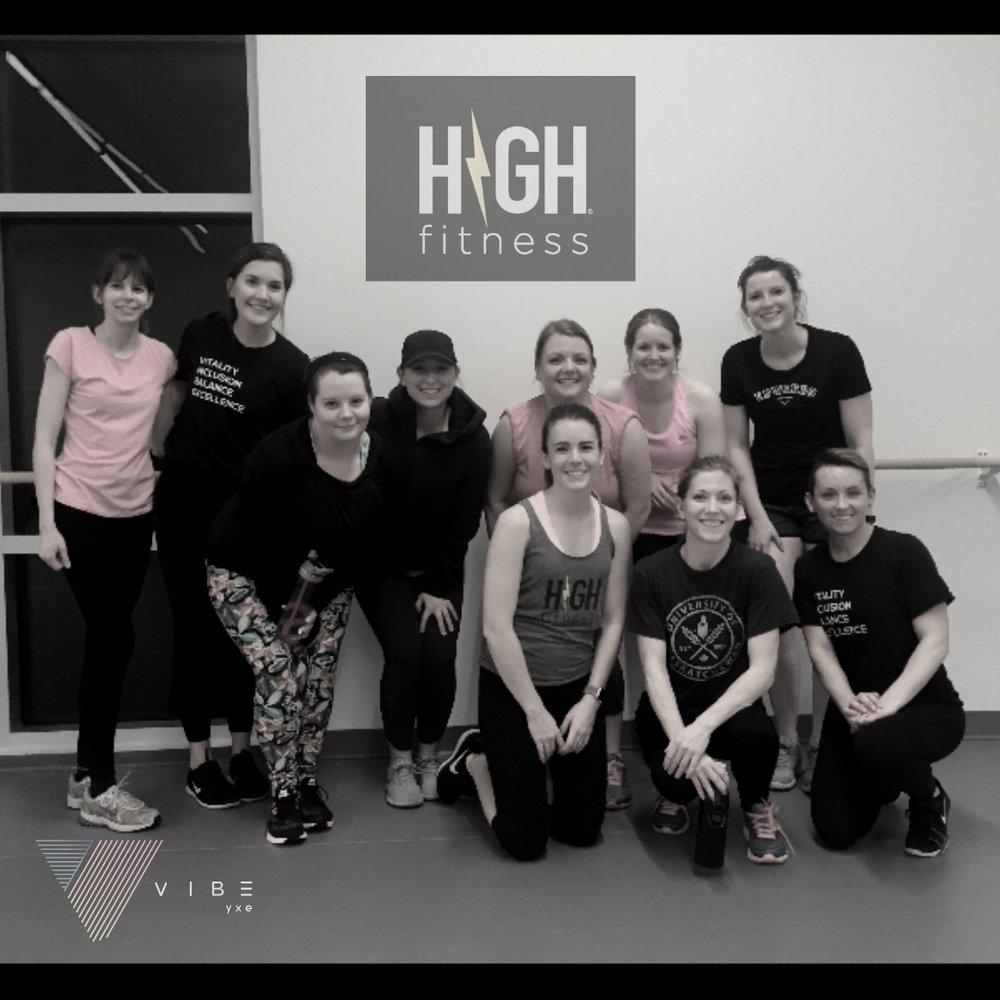If you are looking for an inspiring community, a healthy lifestyle and you have a passion for fitness then HIGH fitness is what you are searching for! HIGH fitness is transforms old school aerobics, alternating between cardio and toning into a highly addictive new fitness experience with music you know and love for all fitness levels. Come and have a blast with Julia as she empowers you to be the best version of yourself.