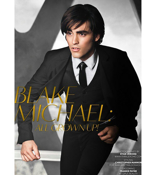 Blake Michael gay