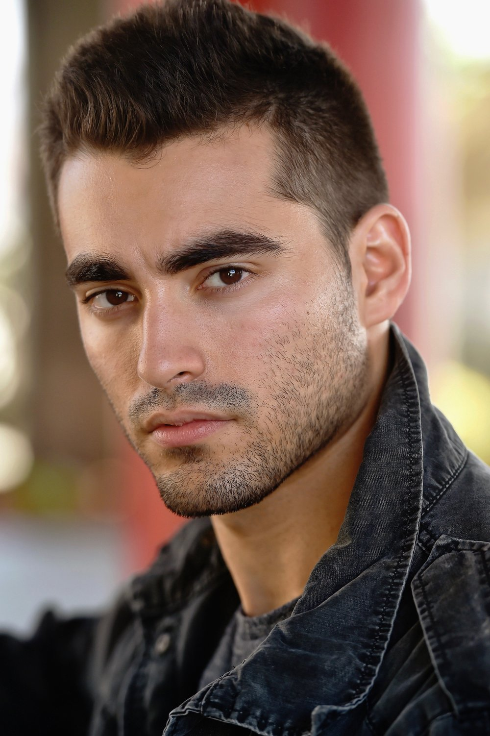 Blake Michael short hair 2018
