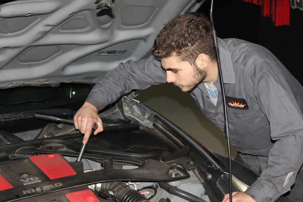 AUTO SERVICE - Preventative Maintenance