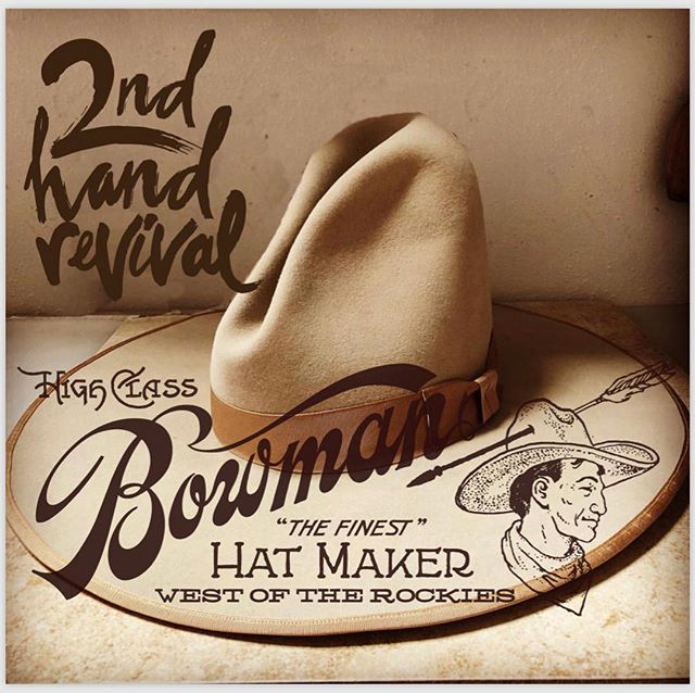 Come and check out the goods from Bowman Hat Makers today from 12 to 7PM. Parker Smith is the man behind the craft and the entertainment today. See you here! @bowmanhatco Visit 2ndhandrevival.com for more info about the different participants who will take part in the event on both days.  Come and meet these real salt of the earth men and women, such as @jasonredwood @realmccoys @indigoferajeans @eatdust @stevensonoveralls @tagayaa @runaboutgoods @atsushi_matsushima @ooe_yofukuten @smwholesaleusa @wornovertime @samrobertsla @oldcoloradovintage @tattonbaird @agoodusedbook @assommer @davidwassermanantiques @bigfootandwildboy @bowmanhatco @put.this.on @clutchmagazinejapan @fartco69 and many more.  Saturday will be a celebration of Classic European cars and bikes and we urge you to drive out your Classic Porsche and Land Rovers as well as your Triumph, BSA and BMW motorcycles for a truly special celebration. Caffeine  by  @jonescoffee, Brew by House, Sweets by @coloradodonuts and more grinds to be announced.  All this and more will be happening at the Runabout Shop in Eagle Rock. 2246 Fair Park Ave. LA CA 90041